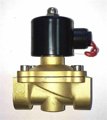 Соленоидный клапан нормально закрытый SP-K-1-D25  (НЗ, 220В, G1 , tраб.среды = -5... +80 °C) - фото 10037