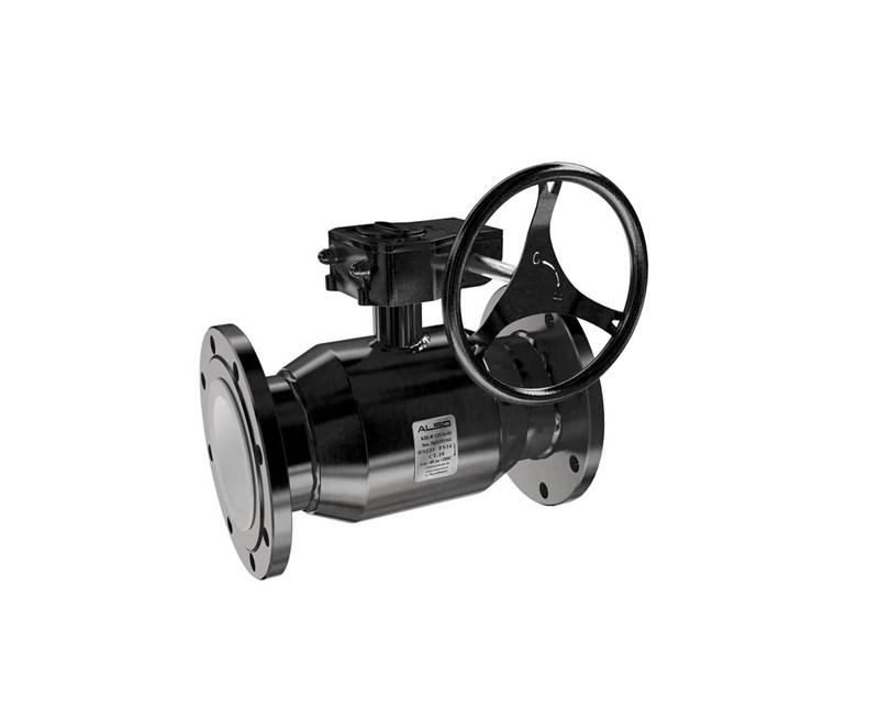 КШФ Ду300/250 (L= 750 мм) Ру 1,6 МПа из Ст.20 Кран шаровой  ALSO  фл - фото 11058