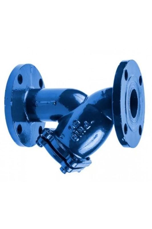 Фильтр чугунный осадочный магнитный Ду100 Ру16 (аналог ФМФ) - фото 11580