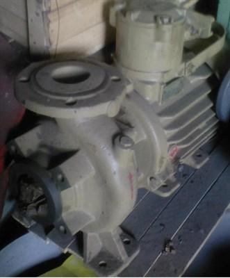 Насос КМ80-65-160Е-А двиг 7,5х3000 - фото 6235