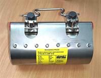 Муфта ремонтная из нерж. стали STRAUB-CLAMP , 60 мм, NBR/ES, d60-67, 1 замок, 16 атм., длина 200 мм