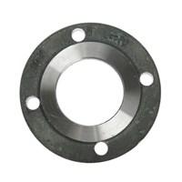 Фланец плоский сталь Ду  80 Ру 10 тип 01 ряд 1 исп.B ГОСТ 33259  (L=160 / n=4 / М16)