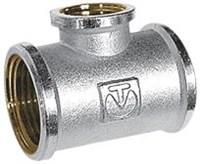 VTr.750 Тройник переходной VALTEC  (Ду25х15х25)  1 х1/2 х1  вн.-вн.-вн.
