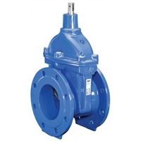 Задвижка AVK для воды, сточных вод и нейтральных жидкостей DN 150, PN10/16 L=210мм AVK№06-150-30014