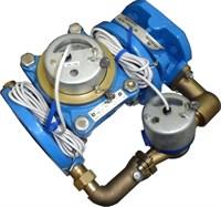 Счетчик холодной воды комбинированный ВСХНКд 50/20 с имп.выходом