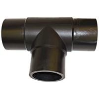 Тройник ПЭ100 SDR-11 Ду 125 литой