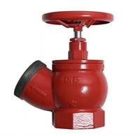 Вентиль пожарный КПЧ 65-1 Ру16 муфта/цапка 125 грд.