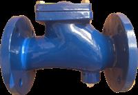 Клапан обратный с шаром фланцевый Ду 65 Ру16