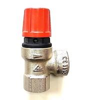 R.351 Клапан предохранительный 3 бара 1/2  вн.р.