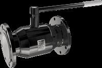 КШФ Ду125/100 (L= 350 мм) Ру 1,6 МПа из Ст.20 Кран шаровой  ALSO  фл