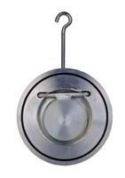 ЗОП-200х16  Затвор (Клапан) обратный поворотный, Гранлок Ду200 Ру16 Тмакс.раб=+95С, Тмакс=+110С