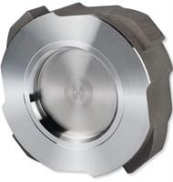 Клапан обратный пружинный тип RK-86B межфланцевый Ду50 Ру40, Т=300° С, нержавеющий