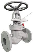 Клапан запорный стальной ф/ф 15с65нж Ду 80 Ру16
