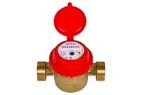 Счетчик воды Одноструйный ЭКОМЕРА-32 Универсальный (Ду32, L160, с КМЧ)