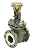 Задвижка фл. 30с941 нж Ду 50  Ру16 (газ) (под эл/пр тип ГЗ-ВА.70)