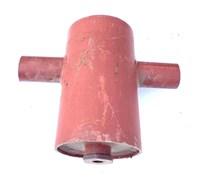 Грязевик вертикальный под приварку исп.3 Ру10 Ду 50