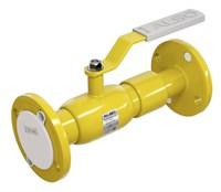 КШИФ GAS ИЗОЛИРУЮЩИЕ Ду 80  полн.проход  (L= 400 мм) Ру 1,6 МПа из Ст.20 Кран шаровой  ALSO  фл