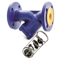 Фильтр ФМФ DN  50 REON тип RSV05 фл. с магнит. (L=230мм, PN16, Тmax=300°С, корпус чугун GG25)