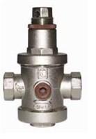 Редуктор давления латунный ВР-ВР- Ду40 Тmax=130С Itap 143 (Ру25, 1-6 атм)под акс.маном-р 1/4