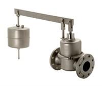 NV67e Zo 100*16ST 99-16EV поплавковый клапан, ф/ф, Ду100, Ру16, Pmax=16бар, Tmax=+130°C, нерж.