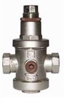 Редуктор давления латунный ВР-ВР- Ду25 Тmax=130С Itap 143 (Ру25, 1-6атм)