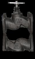 Вентиль фл. 15кч19п Ду25 Ру16
