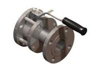 Кран шаровый КШШС 150-16У (L= 280 мм, Ду эф.=148мм, t до +150грд.)