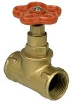 Клапан (вентиль) 15б1 п муф. Ду40 Ру25  Бологое