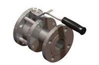 Кран шаровый КШШС 150/100-16У (L= 280 мм, Ду эф.=98мм, t до +150грд.)