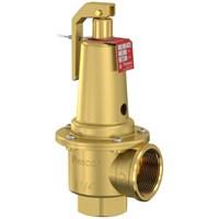 Клапан предохранительный Prescor S 1700 Ду 50х65 Ру сраб. 6,0 бар