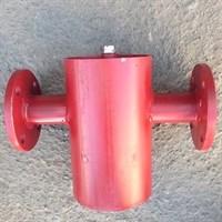 Грязевик вертикальный фланцевый исп.3 Ру10 Ду 50