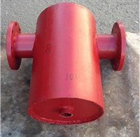 Грязевик вертикальный фланцевый исп.3 Ру10 Ду150