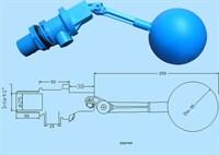 Поплавковый клапан 1
