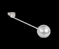 VYC 151/152-025-05-150 поплавковый клапан с поплавком (Резьбовое присоединение) Ду25 Ру16 Рmаx=5,5б