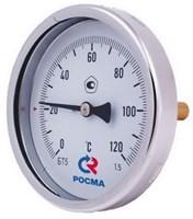 Термометр ТИП-БТ-51.211, 0-120грд., Ду100мм