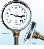 Термометр ТБ- 63- 50 0+120-2,5-О