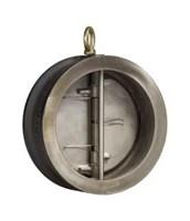 Клапан обратный поворотный ГРАНЛОК CV16.01.100.16.М/Ф, DN100, PN16, Tmax= +110 °С